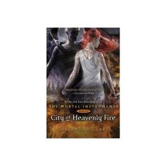 Book Six City of Heavenly Fire Cassandra Clare ❤ liked on Polyvore featuring books