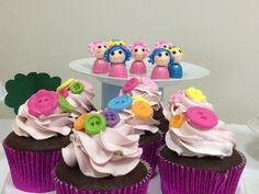 Cupcakes lalaloopsy