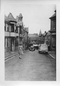 Steephill Road Shanklin 1956