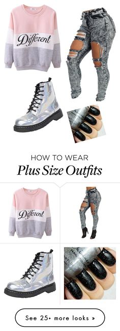 """Different is the new cool"" by meenarammadan on Polyvore featuring T.U.K., women's clothing, women, female, woman, misses and juniors"