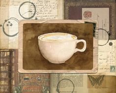 Coffee Cup Print at AllPosters.com