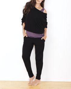 Comfy Fleece Pant - IntiMint
