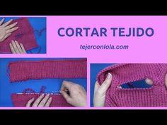 Tip #1 - Cómo alargar una pieza ya tejida cortando - YouTube Knitting Stitches, Youtube, Fingerless Gloves, Arm Warmers, Tips, Dyi, Ideas, Knitting Patterns, Knitting And Crocheting