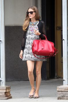 Olivia Palermo Photos: Olivia Palermo Goes Shopping in NYC