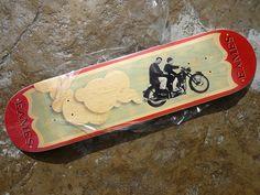 Eames skateboard