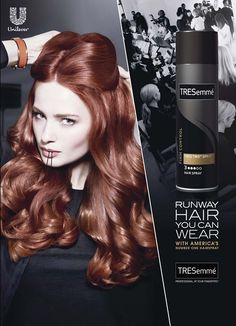 Tresemme HairCare Advertising
