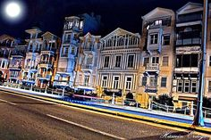 Istanbul's night another