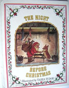 Vintage The Night Before Christmas by Clement Clarke by QVintage, $50.00