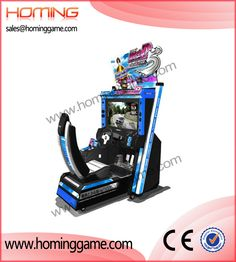 Initial D5 racing car game machine/hot sale game machine(sales@hominggame.com) http://www.hominggame.com/show_Product_en.asp?ID=188