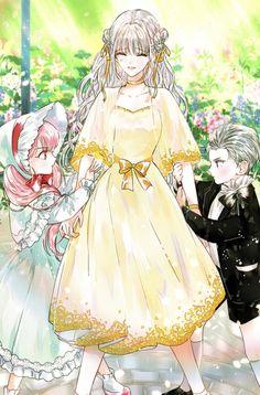 Manga Couple, Anime Couples Manga, Chica Anime Manga, Manga Girl, Familia Anime, Cool Anime Guys, Anime Family, Manga Collection, Anime Character Drawing