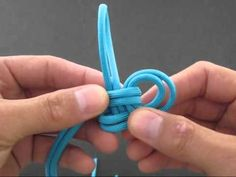 How to tie a Japanese Omamori Tassel knot