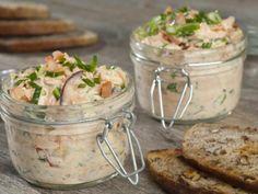 Recette Rillettes de saumon parfumées, notre recette Rillettes de saumon parfumées - aufeminin.com