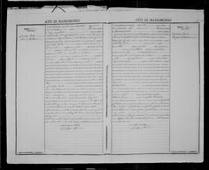 Giuseppe Rallo & Maria Bellomo 1883 marriage record