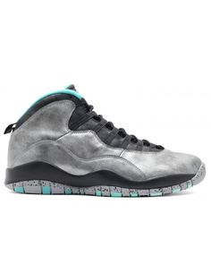 factory price 2af86 f47a6 Air Jordan 10 Retro 30th Lady Liberty Dust Metallic Gold Black Retro 705178  045