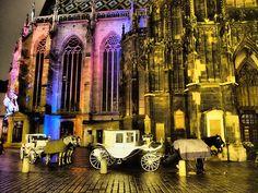 Święta z Olympusem w Wiedniu // Olympus Christmas event in Vienna