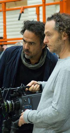 Orgullo mexicano el chivo Lubezki y el Negro Iñarritu #MexicanStyle #cine #movies #orgullo #MexicanPower