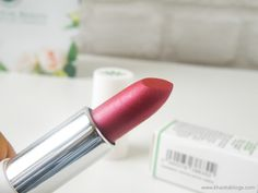 PHB Ethical Beauty 100% Pure Organic Lipstick Review