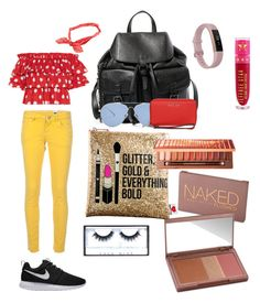 """Day at Disney"" by victoriapond on Polyvore featuring art"
