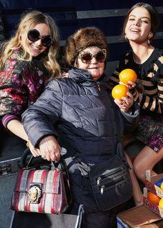 Scopri Dolce   Gabbana Collezione Donna Autunno Inverno 2017-18 e lasciati  ispirare. a1bb8aa964e
