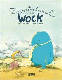 Der Zapperdockel und der Wock: Amazon.de: Georg Bydlinski, Jens Rassmus: Bücher