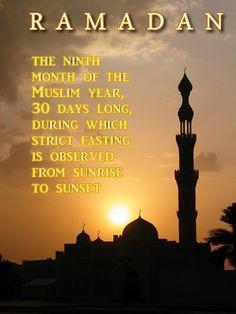 Ramadan Fasting Rules