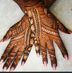 Henna Tattoos More Pins Like This At FOSTERGINGER @ Pinterest✋