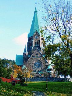 Sofía kyrka, Estocolmo-Suecia
