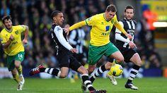Norwich 4 - 2 Newcastle