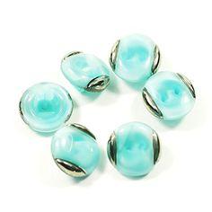 streitstones 6 Stück Glasknopf 13 mm in der Farbe türkis-seide-platin bis zu 50 % Rabatt streitstones http://www.amazon.de/dp/B00TSQDB94/ref=cm_sw_r_pi_dp_JLh6ub0GJ7Y9R, buttons, Glasknopf, button, Glasknöpfe, Knopf, Glas, streitstones, Material, diy, DIY