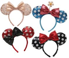 It's the Season of Sparkling Mouse Ears at the Disney Parks