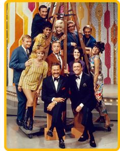 ''Laugh-In'' TV Comedy Show. 1967 to 1973. A groundbreaking show in so many ways, all of the performers were iconic. This show helped TV grow up and broke many formerly taboo barriers.