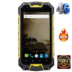 Snopow M9 Lte Ip68 Waterproof Dustproof Shockproof Rugged Outdoor Hiking 4g 3g 2g Unlocked Cell Phone Dual Sim Quad Core Android 5.1/ptt Walkie Talkie NFC OTG LED Torch Gps 4.5 Inch Smartphone(yellow) - ID DESCRIPTION:  Type:Tri-proof Smartphone with 4G (IP level:IP68) Dimension:150.6 x 76.8 x 26.6mm Weight:353g Key backlight:white   BASIC PARAMETER: Dual-SIM:supported  4G network:TDD-LTE/FDD-LTE 4G band: LTE-TDD:B38/ B39/ B40/ B41 LTE-FDD:B1/B2/B3/B4/ B5/ B7/B17/B20