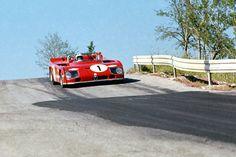 Nino Vaccarella/Rolf Stommelen Alfa Romeo 33TT3 Targa Florio 1972