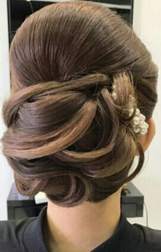 See related links to what you are looking for. Try On Hairstyles, Wedding Hairstyles, Graduation Hairstyles, Hair Arrange, Japanese Hairstyle, Face Hair, How To Make Hair, Hair Dos, Hair Designs