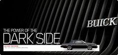 motivemagazine.com - Motive Retro Review: 1987 Buick Grand National 1987 Buick Grand National, Buick Gmc, Dark Side, The Darkest, Cruise, Advertising, Retro, Big