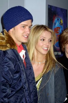 Britney and Justin! Oh how I wish they married...