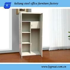 New Design Steel Wardrobe Cabinet Metal Bedroom Wardrobe Buy Wardrobe Wardrobe Steel Wardrobe Product On Alibaba Com
