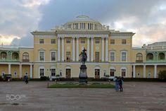Павловский дворец City and architecture photo by qbieax92zf http://rarme.com/?F9gZi