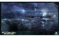 The Art of Splinter Cell: Blacklist - Telegraph