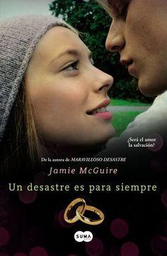 A Beautiful Wedding - Jamie McGuire - Foreign Edition - Spain - Un desastre es para siempre