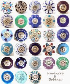 Se existe um objeto capaz de repaginar um móvel com efeito imediato, este é o puxador. E se ele for de cerâmica ou porcelana, com cores e ...
