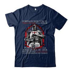 Camiseta La armadura de Dios. Unisex, Mens Tops, T Shirt, Armor Of God, Patriots, Crew Neck, T Shirts, Supreme T Shirt, Tee Shirt