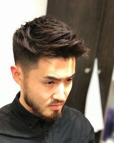 櫻井真紀 【オムヘアーセカンド】さんはInstagramを利用しています:「#外国人風パーマ #とれかけパーマ #外国人風カット #chrishemsworth 風 #フェードカット…」 Asian Fade Haircut, Asian Men Short Hairstyle, Mens Hairstyles Fade, Short Hair Undercut, Undercut Hairstyles, Haircuts For Men, Hair And Beard Styles, Short Hair Styles, Short Textured Haircuts