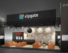 """Check out new work on my @Behance portfolio: """"Sipgate booth visualization"""" http://be.net/gallery/61339377/Sipgate-booth-visualization"""