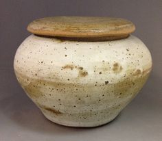 Waxy White Drum on Etsy, $90.00