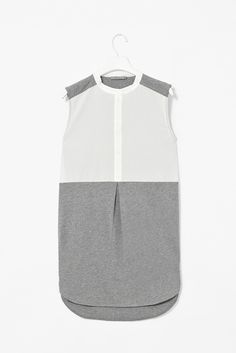Cotton panel top