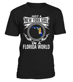 Just a New York Girl in a Florida World
