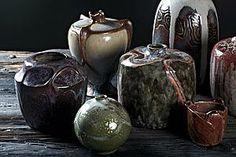 TEFAF Maastricht - Raoul Pierre Lachenal (1885-1956) stoneware