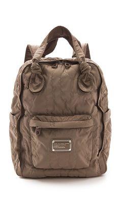 fd0ce11e3a48 Marc by Marc Jacobs Нейлоновый рюкзак Модные Наряды, Женская Мода, Модные  Идеи, Сумки