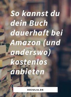 Wie kann ich mein Buch bei Amazon (und überhaupt) dauerhaft kostenlos anbieten? Bei Amazon kannst du ein Buch auf direktem Wegnicht gratis einstellen.Du kannst das Buch in Rahmen von Kindle Select nur kurzzeitig (5 Tage) pro Quartal kostenlos abgeben. In diesem Artikel erkläre ich dir,wie du es dauerhaft kostenlos zur Verfügung stellen kannst. Da für...Read More »